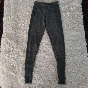 Zella Girl Stir up gray Legging 7/8